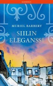 Siilin eleganssi - L'elegance du herisson. A fascinating book.