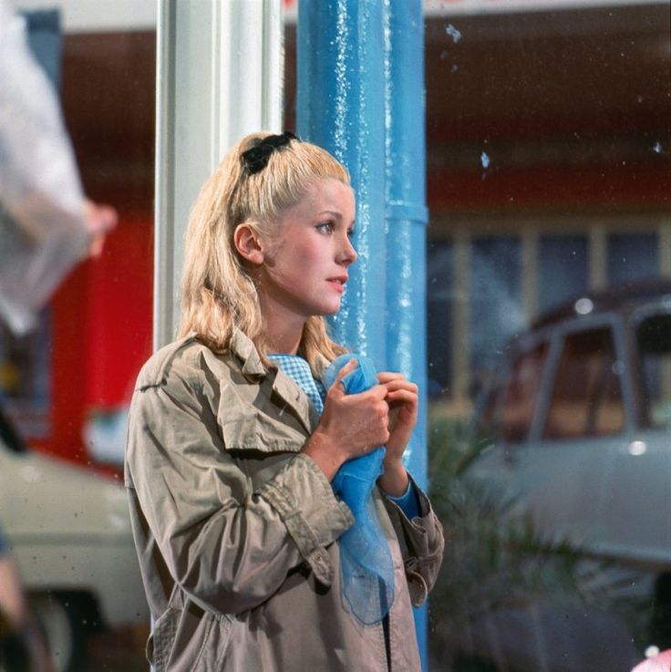 1964, <b>The Umbrellas of Cherbourg</b> pictures on theredlist.com