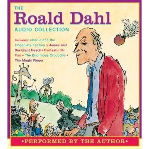Roald Dahl - Boy - James and the Giant Peach - Charlie and the Chocolate Factory - BFG - Matilda and all those others that were as much to read with someone as to read in a quiet corner with a fluffy pillow
