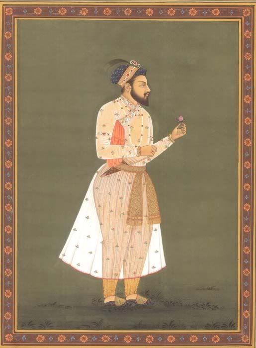 Mughal Prince Dara Shukoh