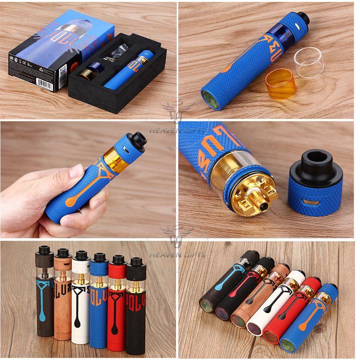 ATOM Revolver Reloaded 2 Mechanical MOD Kit W/O Battery