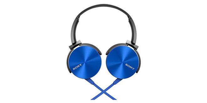 Sony MDR-XB450 On-Ear EXTRA BASS Headphone