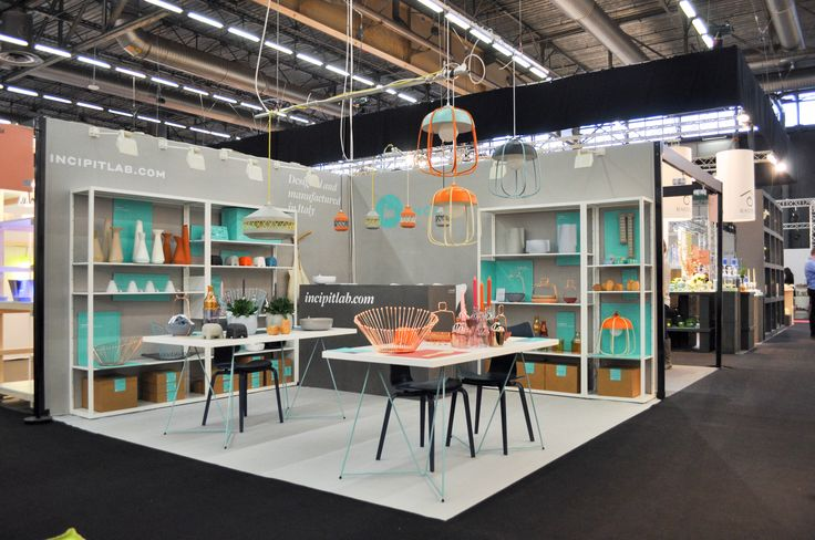 Incipit booth at Maison&Objet 2015
