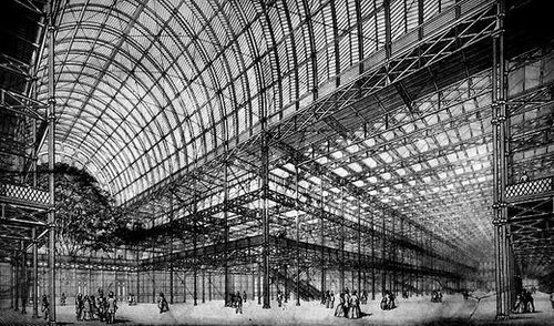 // Joseph Paxton - Crystal Palace 1851