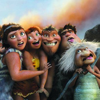 """Who Are You in """"The Croods""""?"""