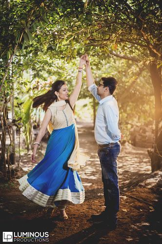 "Luminous Productions ""Portfolio"" Love Story Shot - Bride and Groom in a Nice Outfits. Best Locations WeddingNet #weddingnet #indianwedding #lovestory #photoshoot #inspiration #couple #love #destination #location #lovely #places"