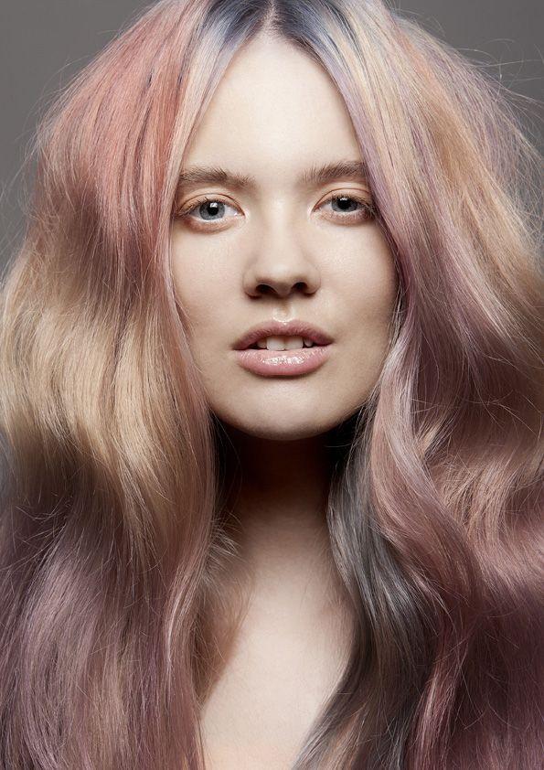 Marriet Gakes: Coiffure Award 2012 - Colour Technician Winner #pastel