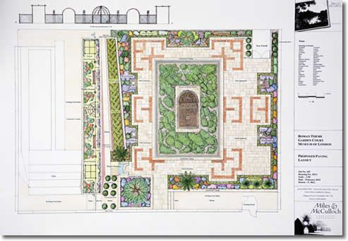 1000 images about landscape design history on pinterest for Garden design history
