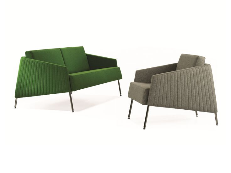 Ress sofa and armchair