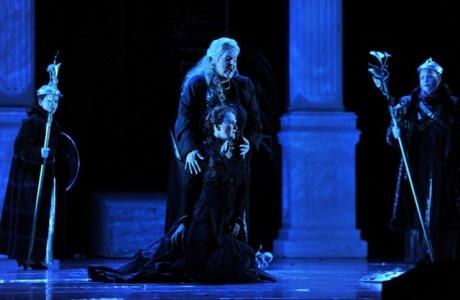Die Walkure @ Deutsche Oper am Rhein: Fantastic performance, most of the cast were great as was the music.
