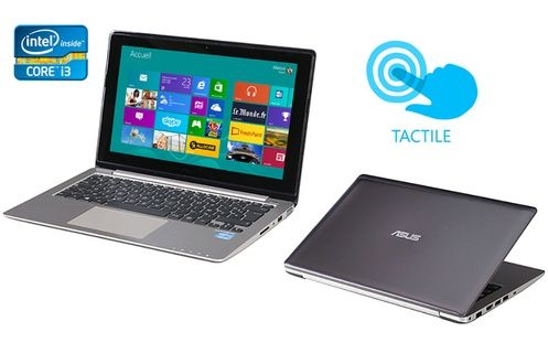PC portable Asus VivoBOOK S200E-CT206H prix promo Darty 499,00 € TTC