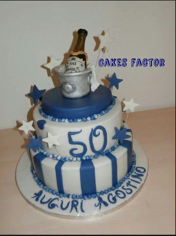 Torta Uomo 50 Anni Torte Torta Uomo