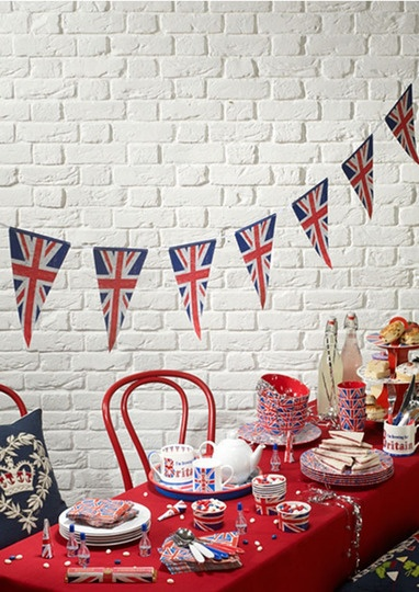 stuff inspired by the Queen's Diamond Jubilee. @Lindsey Grande Grande Cooke. ;)