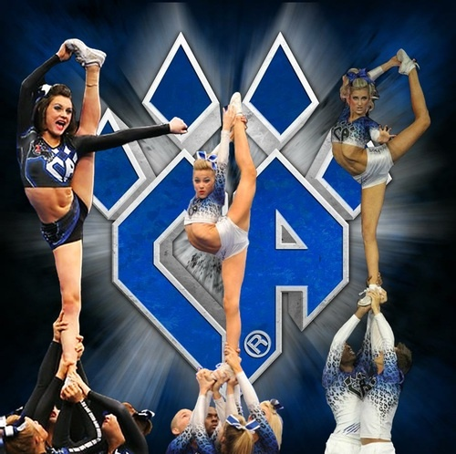 pin cheer athletics girls - photo #21