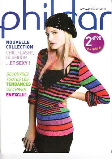 catalogue phildar creations automne num 006 - paty net - Picasa Webalbumok