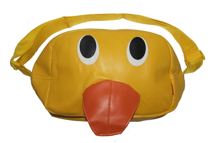 Doofin' Duck BummyGet this bad boy around your waist and DUCK FOR COVER! Bop to the beak and break it down - This Doofing duck bumbag is a festival favourite on the dance floor.