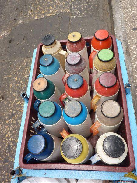 Un tinto en Colombia cartagena ..4pm
