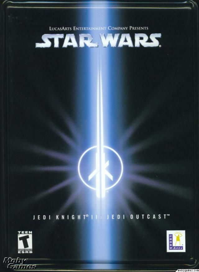 """Star Wars Jedi Knight II: Jedi Outcast"" Developed by Raven Software (2002)"