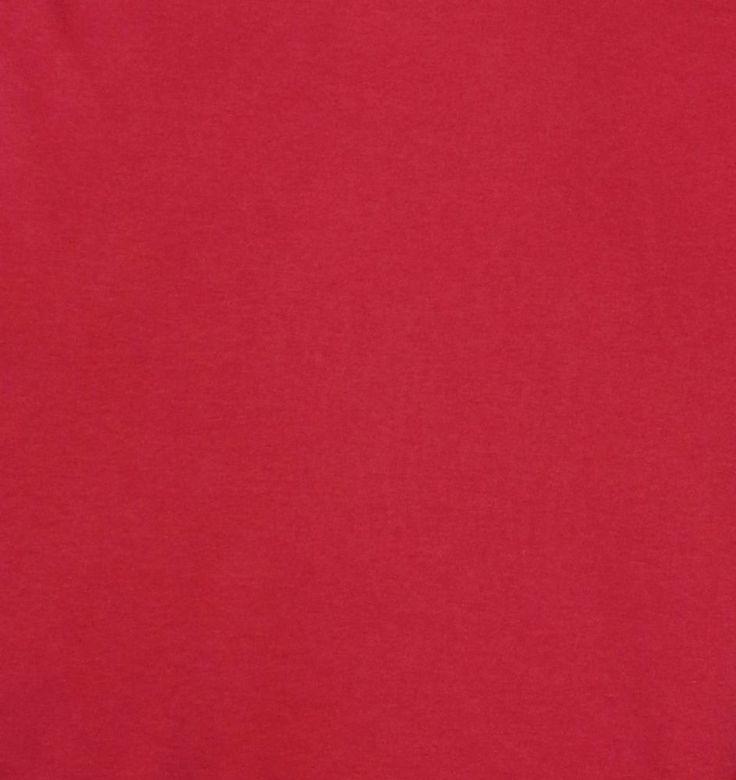 #Modal #Cotton #Spandex #French #Terry #Knit #Fabric #4 #Way #Stretch #Raspberry…