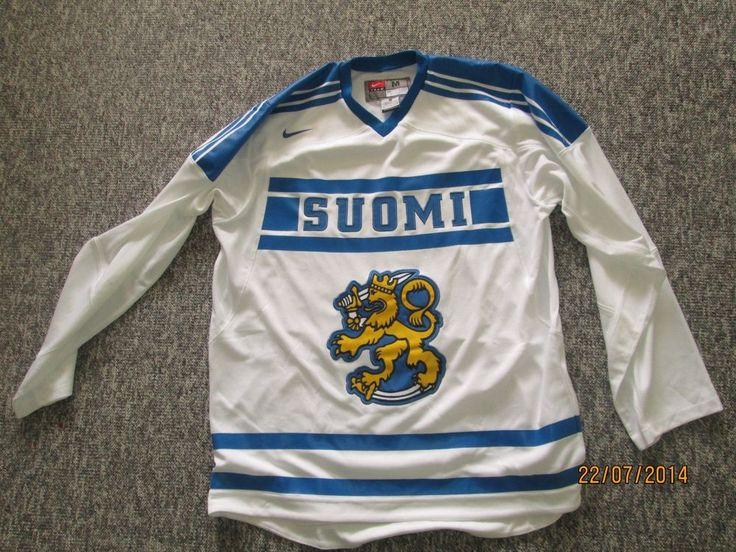 Eishockey Trikot Finland