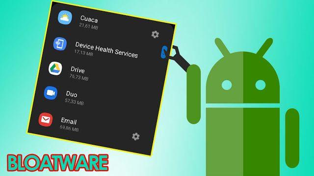 Cara Menghapus Aplikasi Bawaan Android Tanpa Root Android Aplikasi Membaca