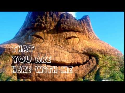 LAVA Lyric Video-A musical short film by Disney Pixar