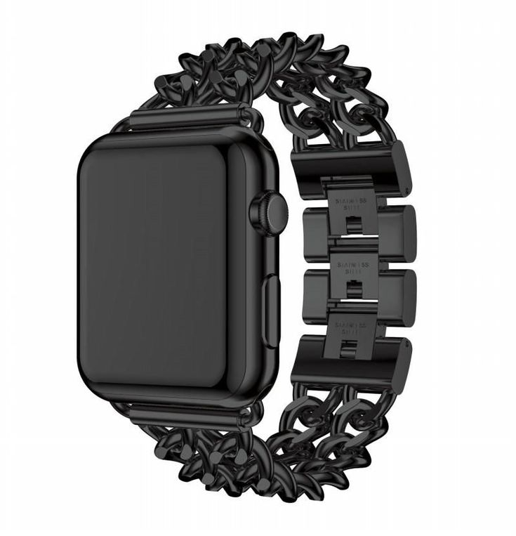 Stainless Steel Chain Apple iWatch Band