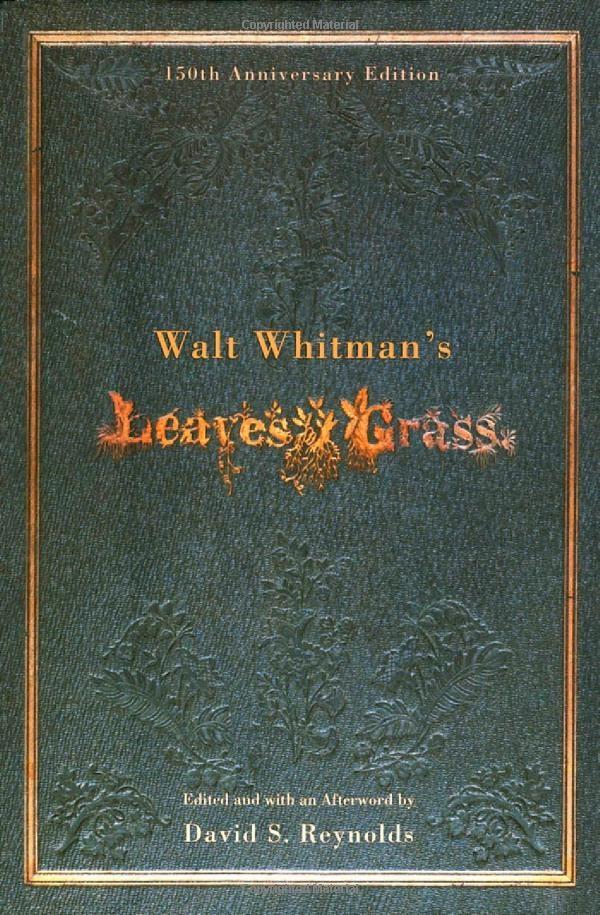 leaves of grass walt whitman - photo #23
