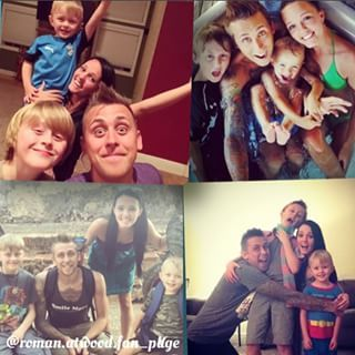 Roman Atwood And Family Smile More