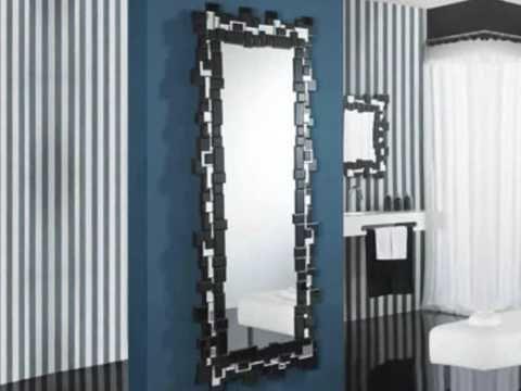 Decoracion de interiores espejos modernos de cristal for Youtube decoracion de interiores