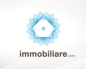 immobiliare- logo design sample for real estate business- #logodesign