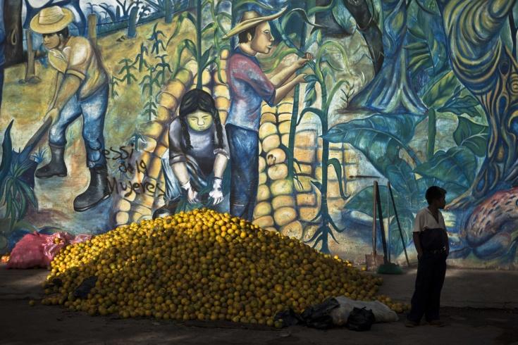 17 best images about nicaragua street art on pinterest for Mural nicaraguense