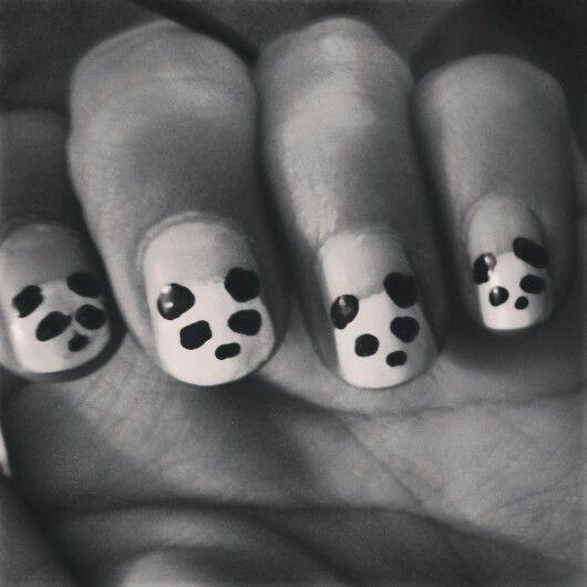 Uñas de pandas