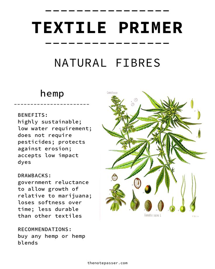 Textile Primer: Natural Fibres   thenotepasser.com