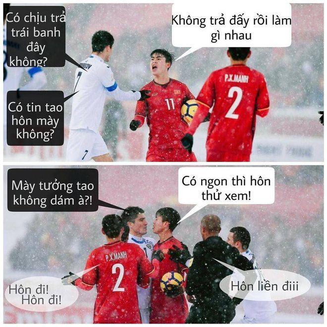 Những giải phụ không thể sáng tạo hơn mà cộng đồng mạng trao cho các người hùng của U23 Việt Nam - Ảnh 13.