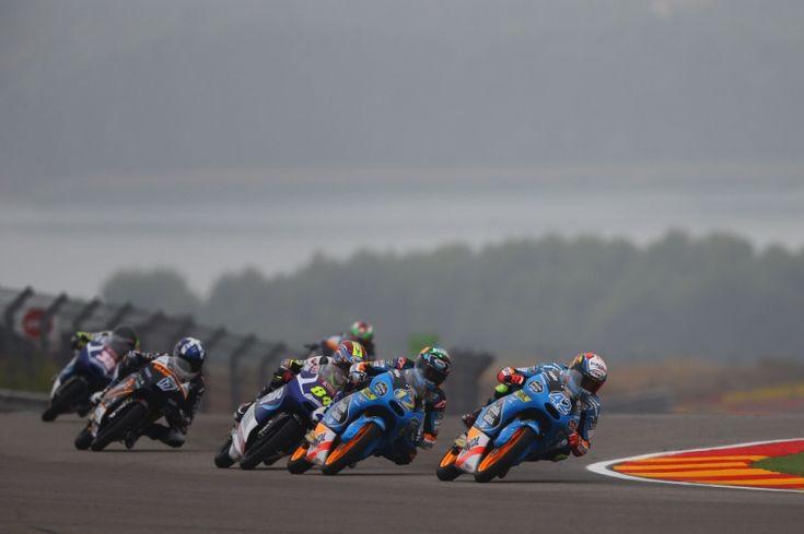 Rins, Moto3 race, Aragon MotoGP 2014