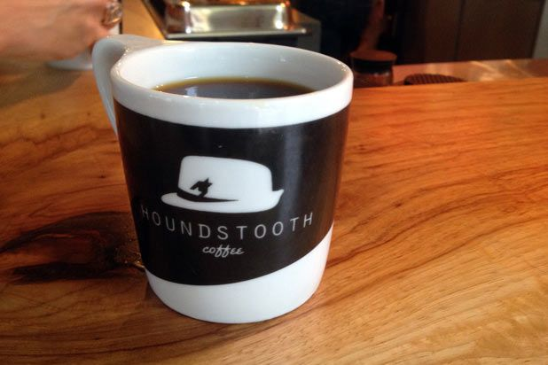 Houndstooth coffee  in Austin-- America's 50 Best Coffee Shops