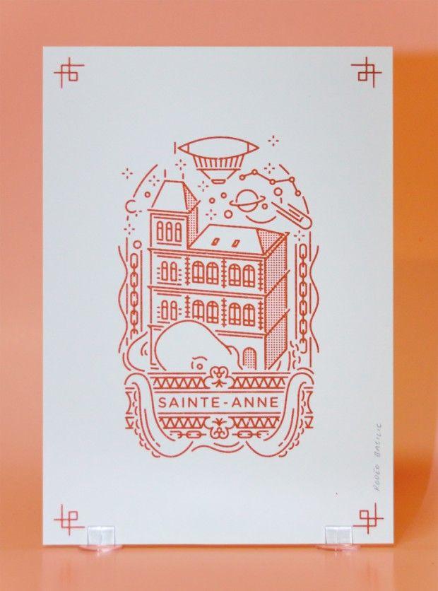 Carterie de quartier par Rodéo Basilic - Journal du Design