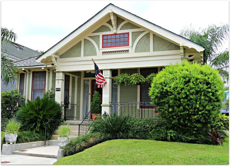 Newer Construction Craftsman Style Home In Inman Park