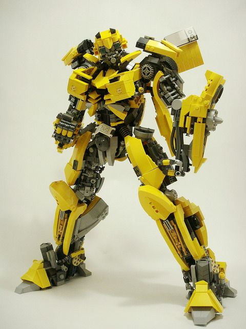 17 Best Images About Lego Transformers On Pinterest