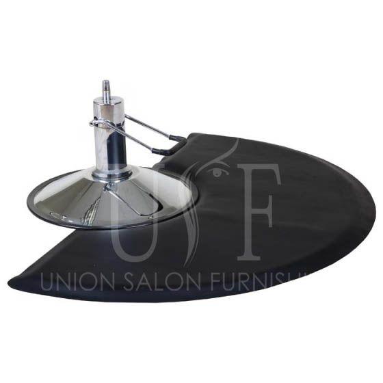 Durable and stylish anti-fatigue salon mats