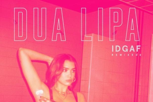 "17f32c661ab Saweetie Joins Dua Lipa On Official ""IDGAF"" Remix | Dr Wongs ..."