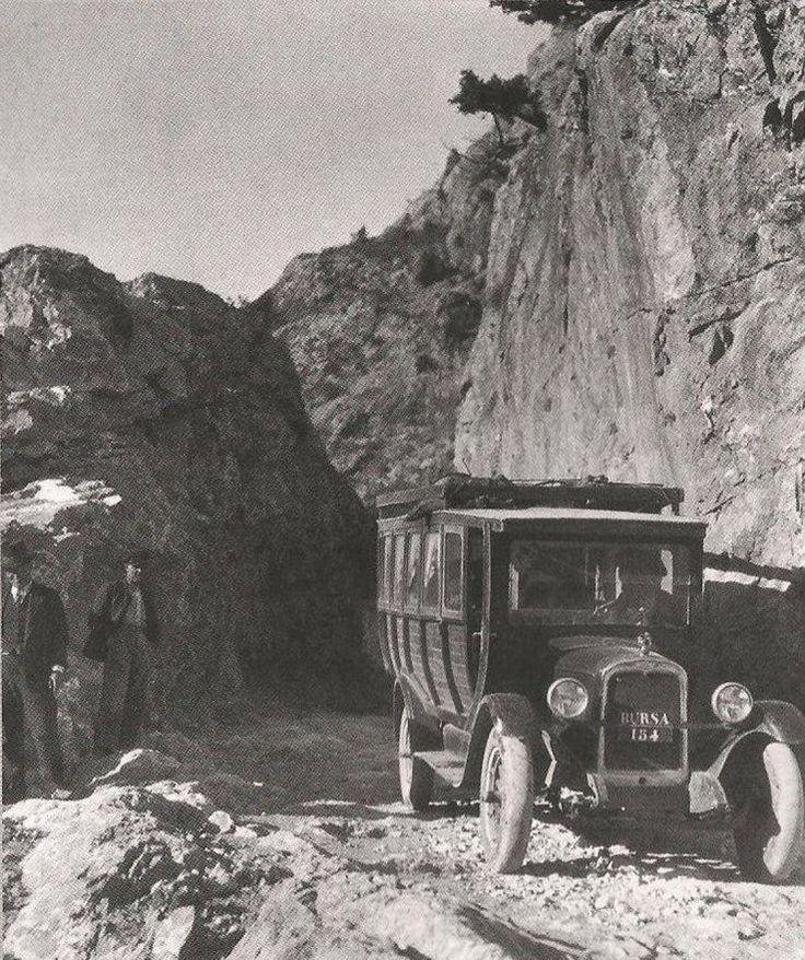 adana gülek boğazı 1936