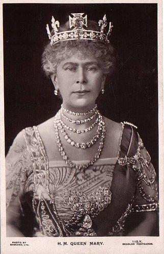 Königin Mary von England, nee Princess of Teck