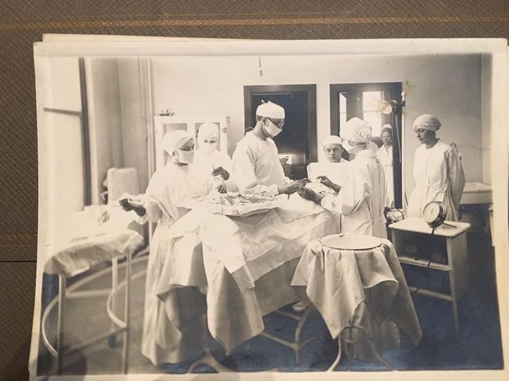 I came across these pictures of the Brookville hospital today.  The third picture, with the two nurses, has  Mary Afton on the right hand side.   There are no dates or names of anyone else.  Mary would have been a great aunt of mine.   Any details that can be provided will be noted.