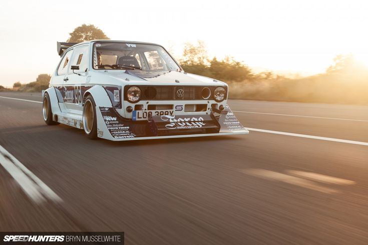 Forge Motorsport Mk1 Golf-3 - Speedhunters