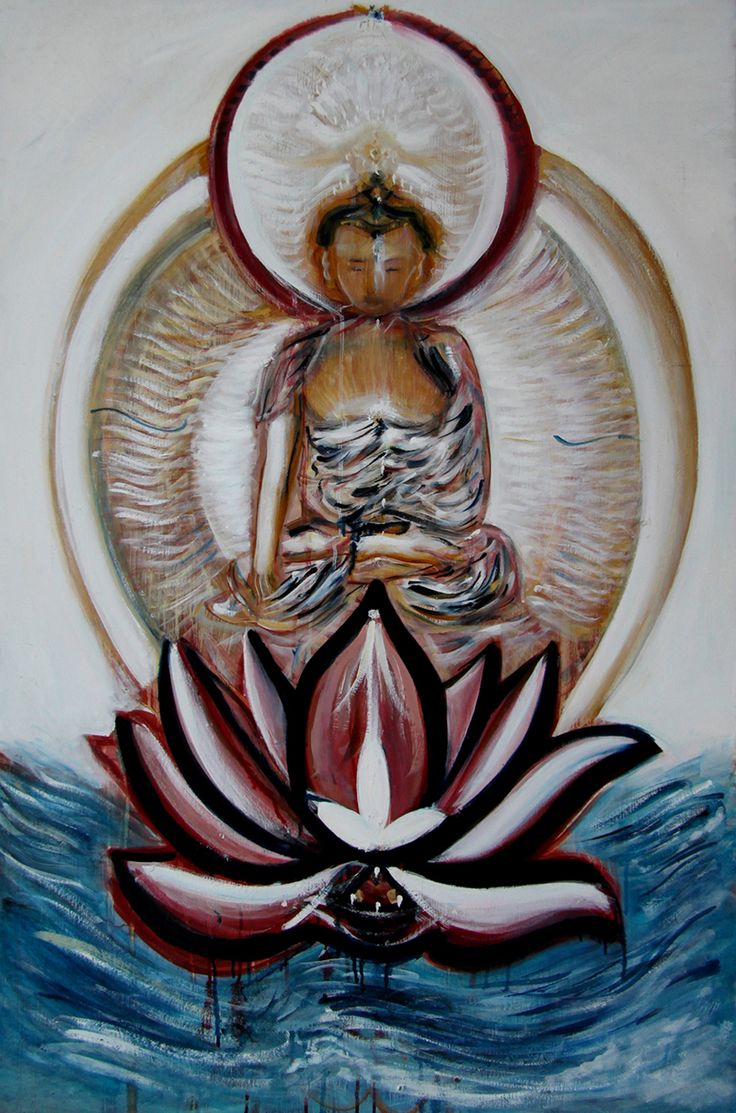 BuddhaBuy paintings atwww.bluethumb.com.au/alexcarletti