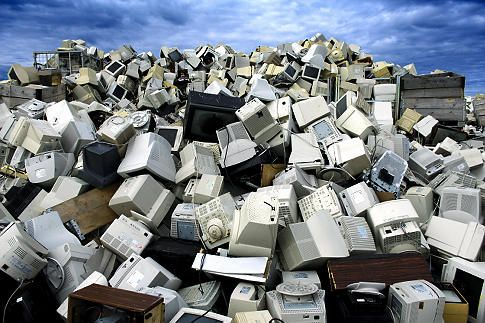 The development of the economic development constantly, is also rising in increasing the number of electronic waste.