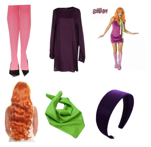 """Daphne Blake"" by thatchee ❤ liked on Polyvore"