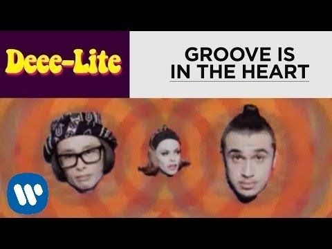 """Deee-Lite  - """"Groove Is In The Heart""""  (Official Music Video). It's official. The 90's were WAY more ridiculous than the 80's. But fun though. Really fun. :)"""
